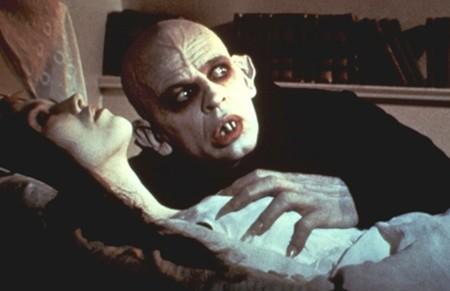 Werner Herzog cree que Klaus Kinski es el mejor vampiro del cine, ¡y defiende 'Crepúsculo'!