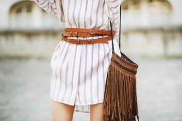 Los vestidos camiseros en el top 10 de tendencias del verano