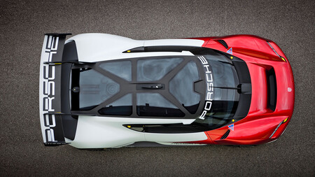 Porsche Mission R 04