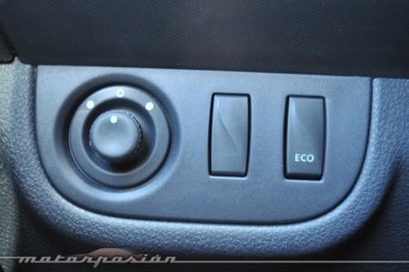 Mando modo ECO Dacia Sandero