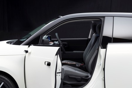 Honda E Espejos