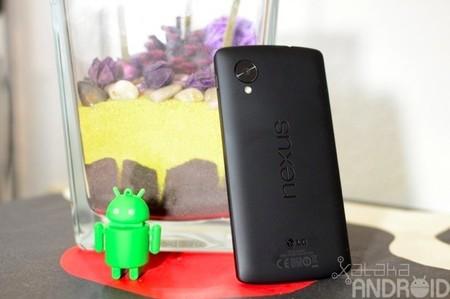 El nuevo Nexus 5 llegará a México en Enero, un precio alto para el último terminal de Google