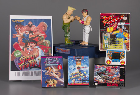 Street Fighter Group 1