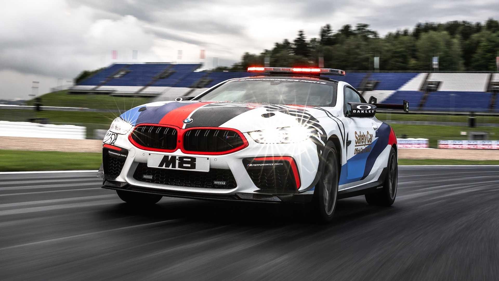 Foto de BMW M8 MotoGP Safety Car (3/8)