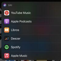 Siri ya permite usar Spotify y otras aplicaciones para reproducir audio en streaming con iOS 14.5