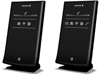 Ericsson cuida el diseño en sus últimos routers 3G