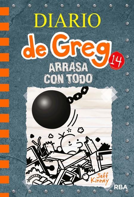 Diario De Greg 14