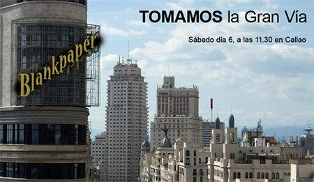 La panorámica más grande del mundo de la Gran Vía de Madrid