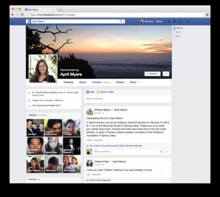 Si mueres ahora podrás tener quien administre tu cuenta de Facebook