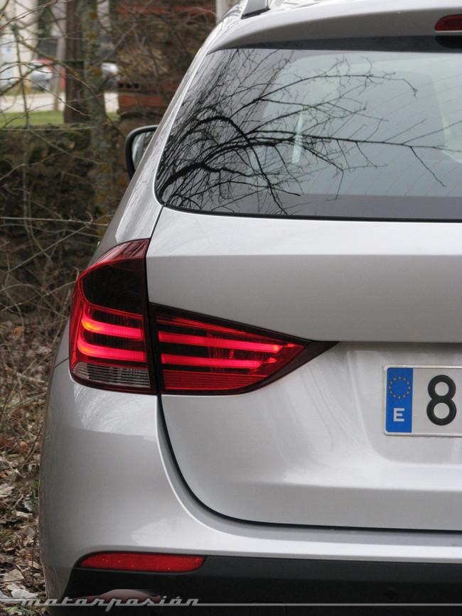 Foto de BMW X1 xDrive23d (prueba) (18/34)