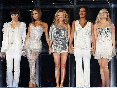 Las Spice girls de Roberto Cavalli