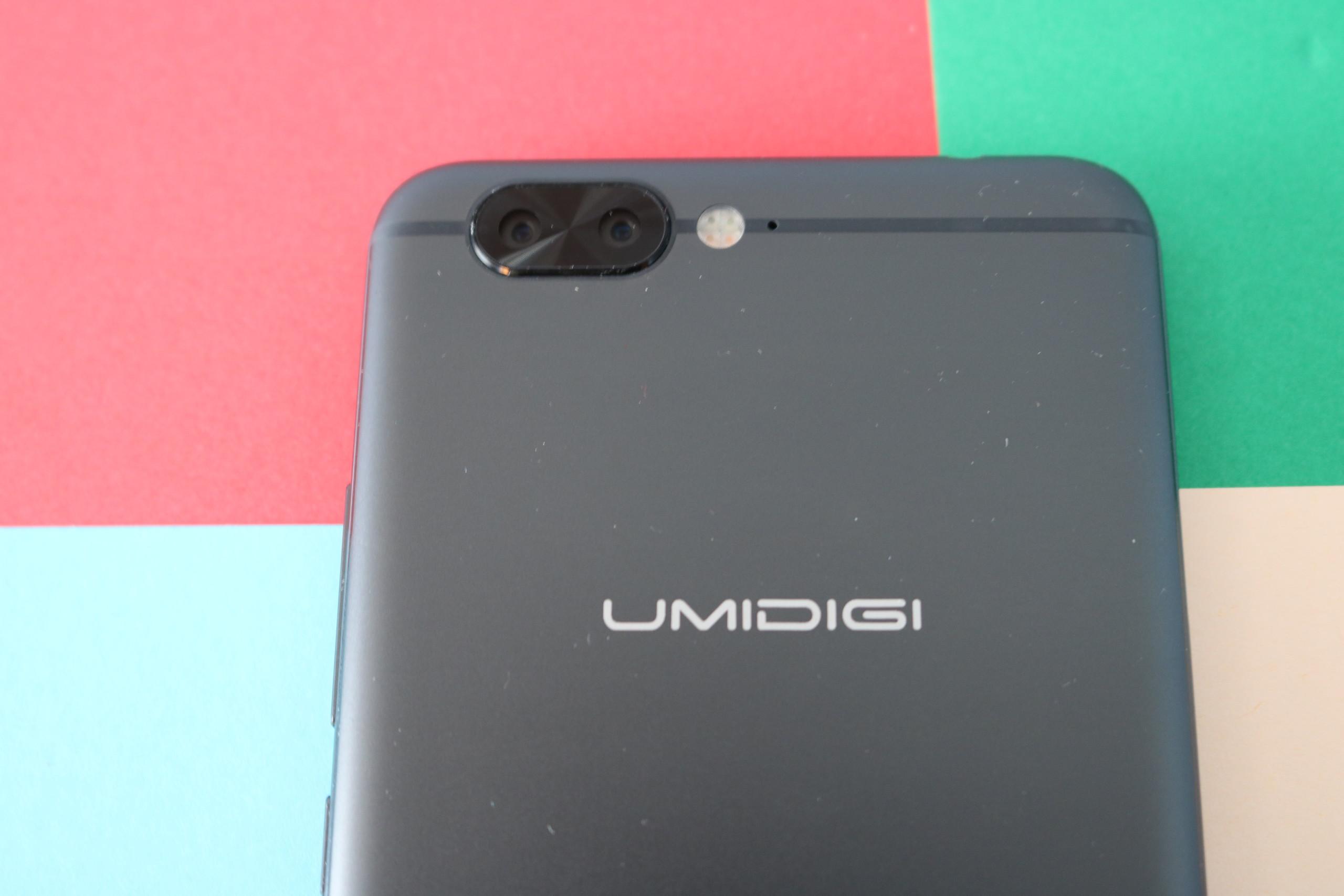 Foto de Diseño UMIDIGI Z Pro (8/12)