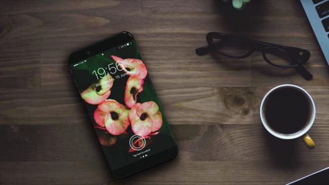 Concepto Iphone 8