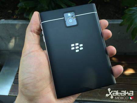 Blackberry Passport Mexico 17