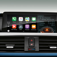 BMW dejará de cobrar por Apple CarPlay: ya se incluye de serie en México