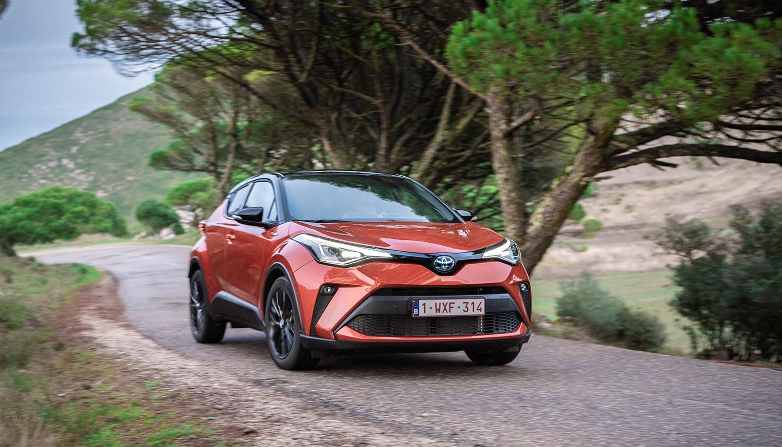 Foto de Toyota C-HR 2020, precios para España (11/14)