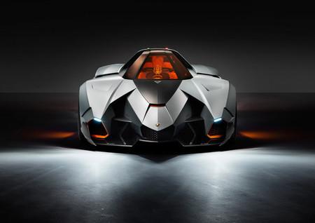 """""""Lamborghini Egoista"""", una lección de estilo"""