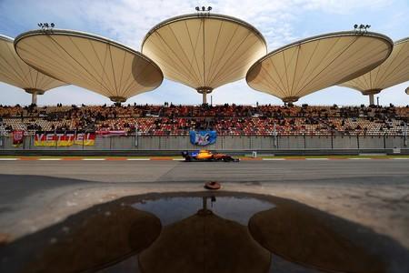 Mclaren Formula1 China
