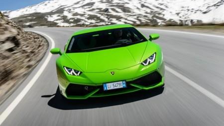 Lamborghini está a la alza y logró un récord de ventas histórico