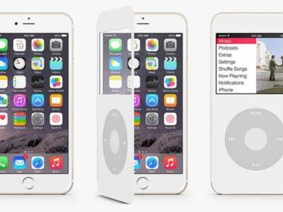 Apple debería fabricar esta carcasa iPod para sus iPhone