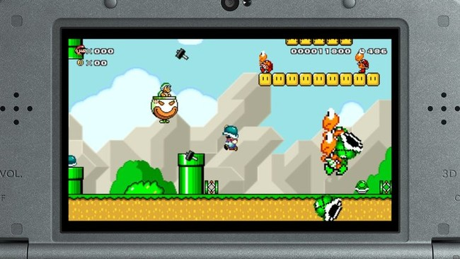 Super Mario Maker 3ds 05