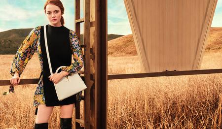 Campana De Emma Stone Para Louis Vuitton3