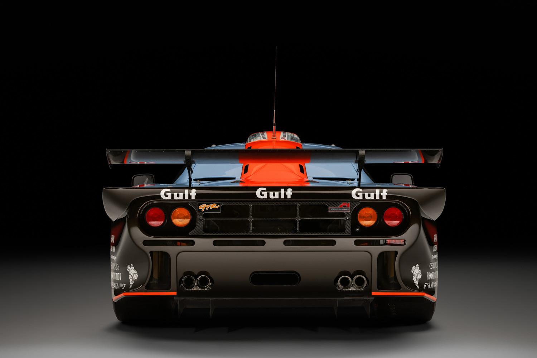 """Foto de McLaren F1 GTR """"25R"""" (9/12)"""