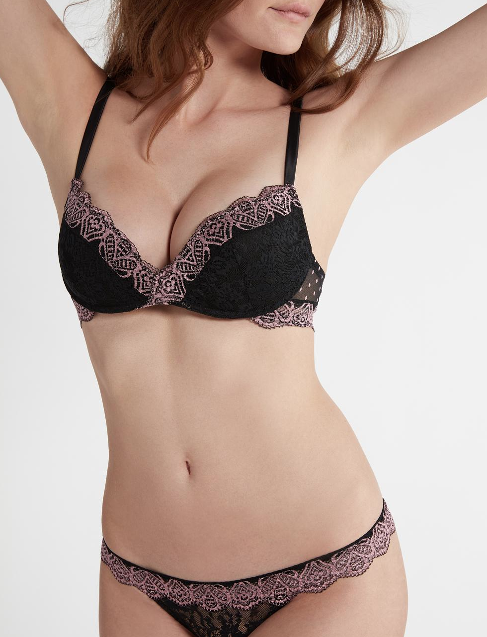 Sujetador Super Push-Up Gioia Crazy in Love