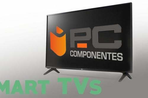 Ofertas en smart TVs de PcComponentes: Samsung y LG de 75 a 43 pulgadas a precios rebajados