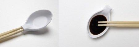 Spoon Plus, tres en uno para la comida china