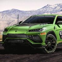 El Lamborghini Urus tendrá su propia copa monomarca con este ST-X Concept, en circuito y pistas off-road