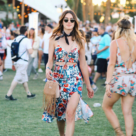 9 outfits perfectos para Coachella (o cualquier otro festival de música)
