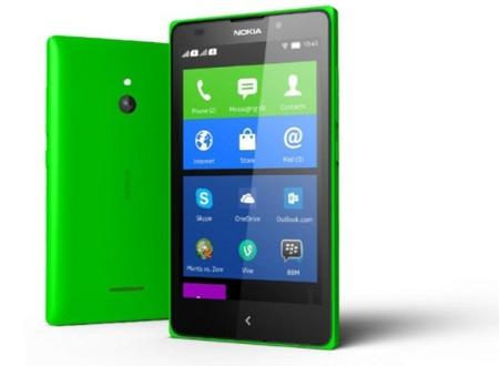 Nokia XL, el hermano mayor