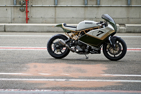 Ducati Distinto Cafe Racer 9