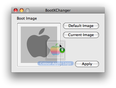 BootXChanger, cambia el logo de arranque de Mac OS X