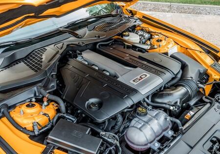 Ford lo confirma: su poderoso motor V8 no desaparecerá en el futuro cercano