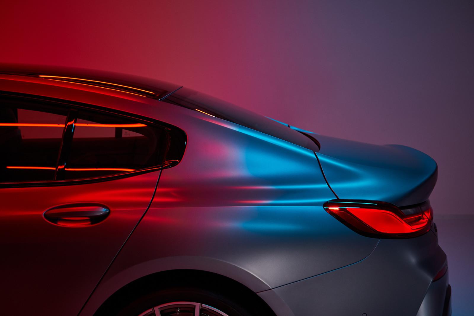 Foto de BMW Serie 8 Gran Coupé (presentación) (37/159)