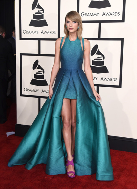 Taylor Swift Grammy 2015 Elie Saab