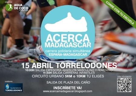 """La Fundación Agua de Coco organiza la primera edición de la Carrera Solidaria """"Acerca Madagascar"""""""