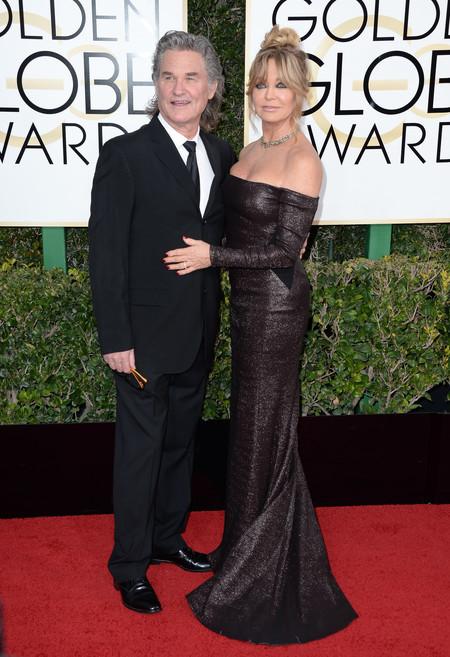 Kurt Russell y Goldie Hawn