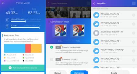 ES Disk Analysis, probamos esta nueva aplicación para liberar espacio en tu Android