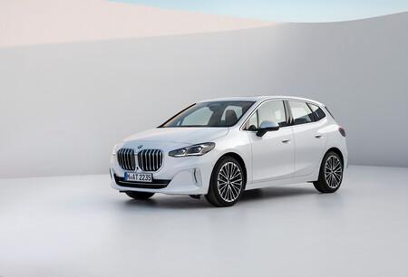 Así es el nuevo BMW Serie 2 Active Tourer: más tecnológico y equipado a la espera de versiones enchufables