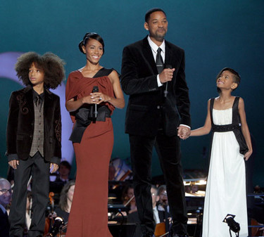 Will Smith le canta a Obama
