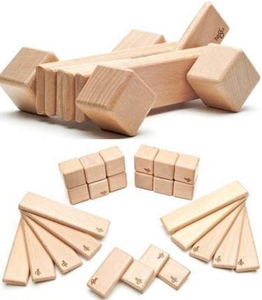 Tegu, bloques de madera que se unen con imanes