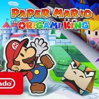 'Paper Mario: The Origami King', el nuevo juego de la saga Paper Mario que llegará este verano al Nintendo Switch