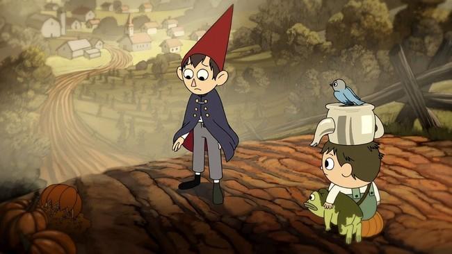 'Más allá del jardín': una exquisita miniserie animada que rebosa originalidad y personajes inolvidables