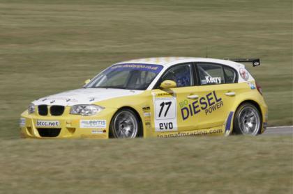 Curiosidades de competición: BMW 120d BTCC