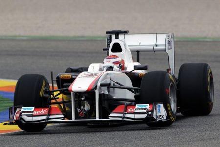 Tests de pretemporada en el Circuit de la Comunitat Valenciana Ricardo Tormo. El programa