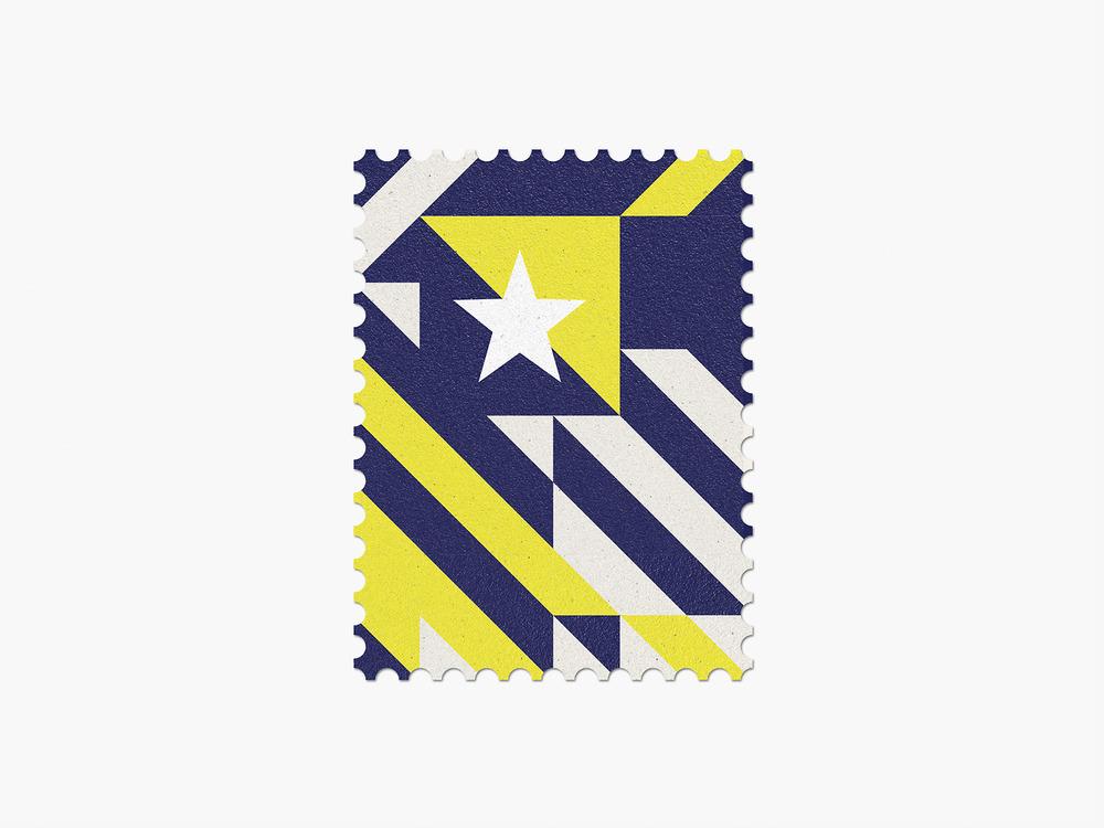 Foto de World Cup Stamps 2014 (7/45)