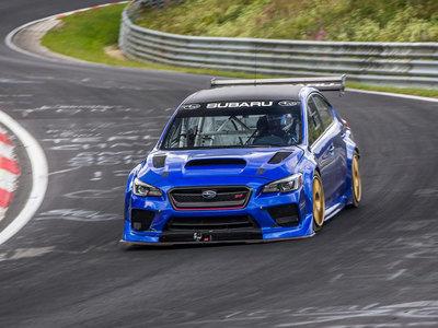 El Subaru WRX STi Type RA NBR Special bate el récord al sedán más rápido de Nürburgring: ¡6:57.5!